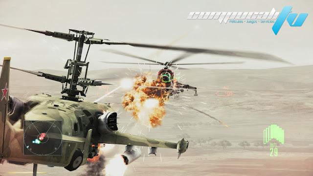 Ace Combat Assault Horizon Enhanced Edition PC Full Español