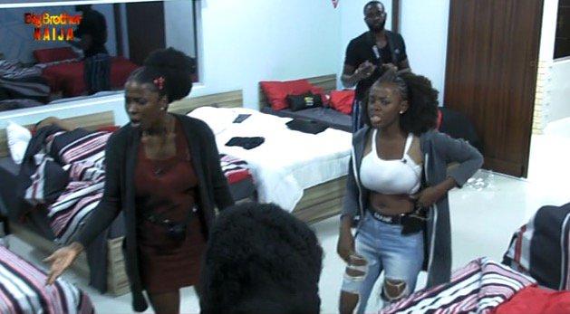 BBNaija: Kaduna Diva, Diane Speaks Hausa Language To Clear Ella