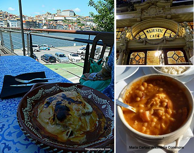 Pratos típicos do porto: francesinha e tripas à moda do Porto