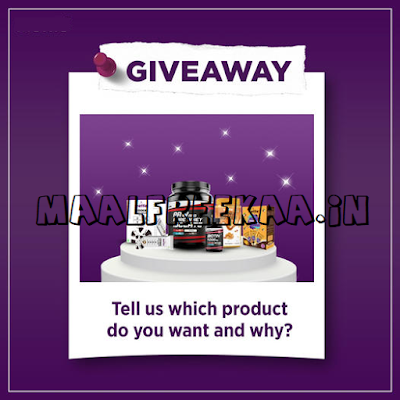 Free Giveaway For Gift Hamper Mettle