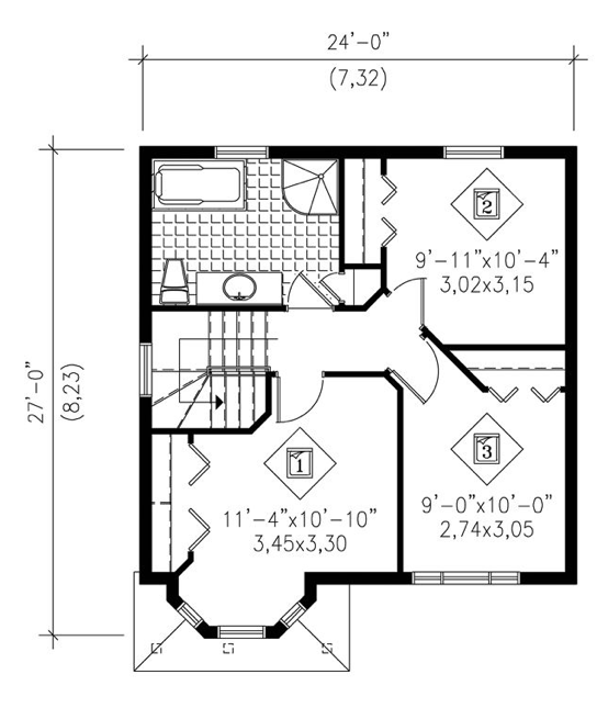 Sample Home Floor Plans That Work For My Family