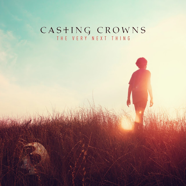 """Gospel internacional: chega ao Brasil o CD """"The Very Next Thing"""", do Casting Crowns"""