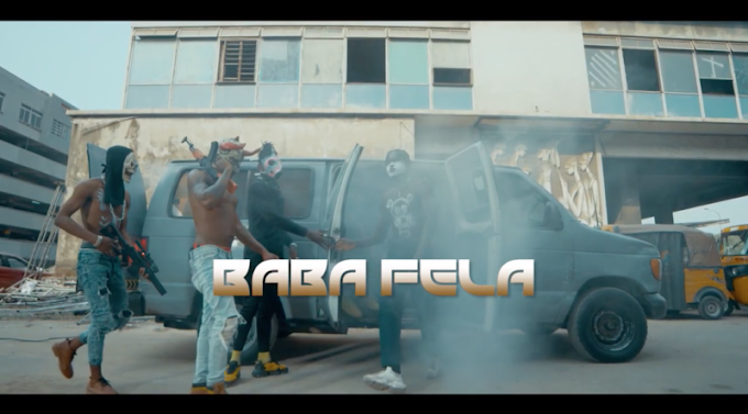 [Video] Mr Real - BABA FELA