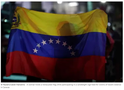 The EU mission travels to Venezuela to vote in parliament