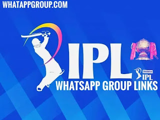 Top 10 IPL WhatsApp Group Links and You can also search other sports related WhatsApp group links on WhatAppGroup.com