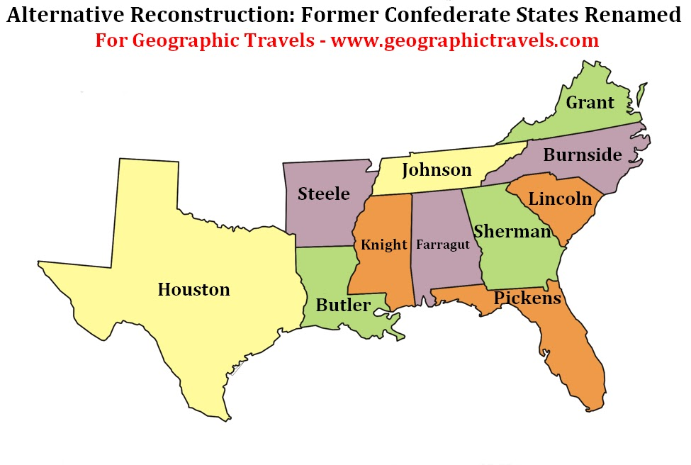 reconstruction in the southern states Reconstruction acts, us legislation enacted in 1867–68 that outlined the conditions under which the southern states would be readmitted to the union following the american civil war (1861–65) the bills were largely written by the radical republicans in.
