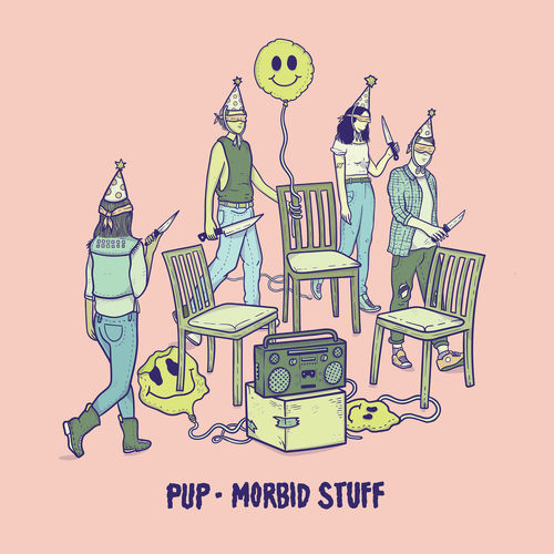 PUP - Morbid Stuff [iTunes Plus AAC M4A]