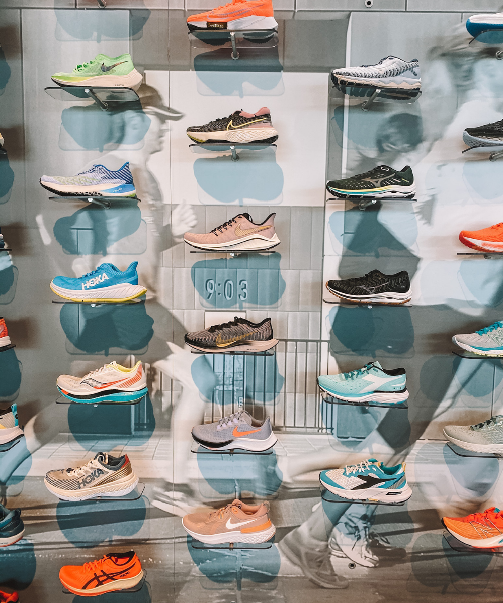 Red Coyote has the best selection of running shoes in the OKC metro!