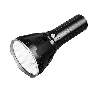 IMALENT MS18 18 x XHP70 100000Lumens 8Modes High Brightness LED Flashlight