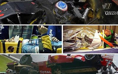 Τα 10 χειρότερα ατυχήματα του Αλόνσο σε Γκραν Πρι
