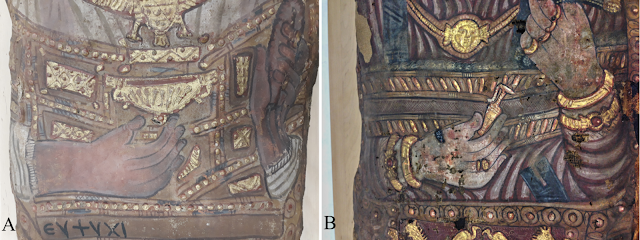 Archaeologists finally peer inside Egyptian mummies first found in 1615