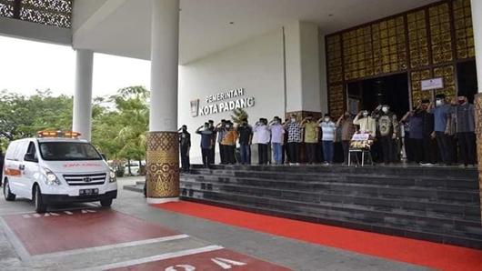 Mantan Sekretaris DPRD Kota Padang Syahrul Tutup Usia, Dimakamkan di TPU Bungus