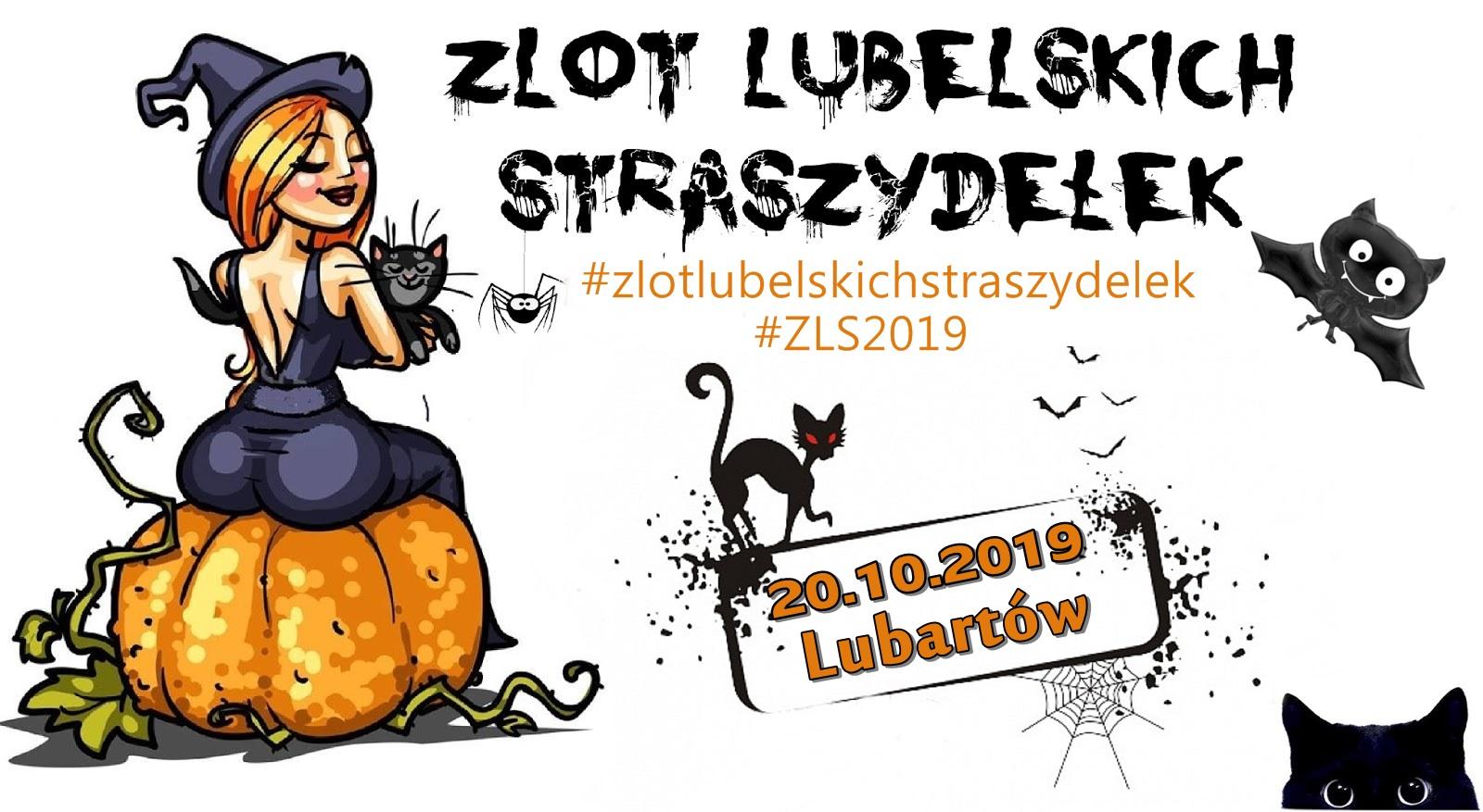III Zlot Lubelskich Straszydełek - kolejna edycja spotkania blogerek w Lubartowie