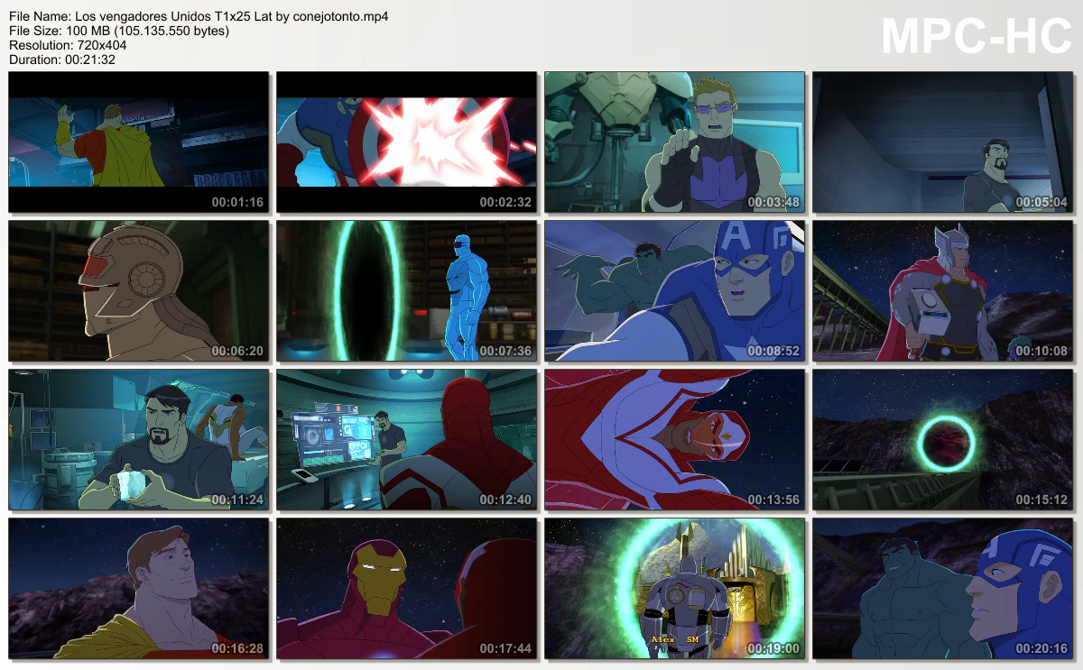 Avengers assemble capitulo 22 latino dating 6