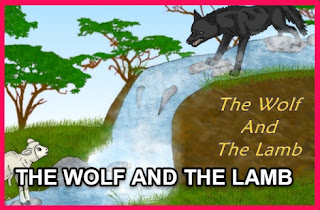 The wolf and the lamb bible