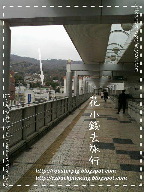 生駒山纜車站