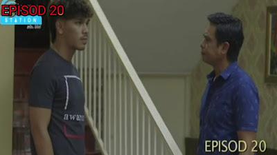 Tonton Drama Dua Takdir Cinta Episod 20