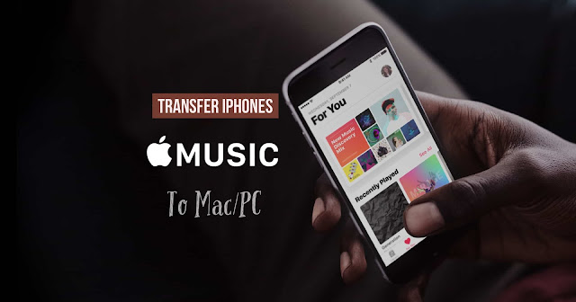 Transferring computers music to iPhone or iPad is easy using iTunes. Luckily there is an app that will let anyone to transfer music from iPhone to Mac or PC