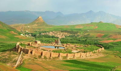 Takht-e-Suleiman which was once known as Shiz, is the same famous city which is the birthplace of Zoroaster according to the ancient writings.
