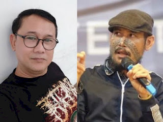 Panas! Denny Siregar Sebut Miras Budaya Papua, Rahung Nasution Geram Sampai Bilang 'Borjong Kau'