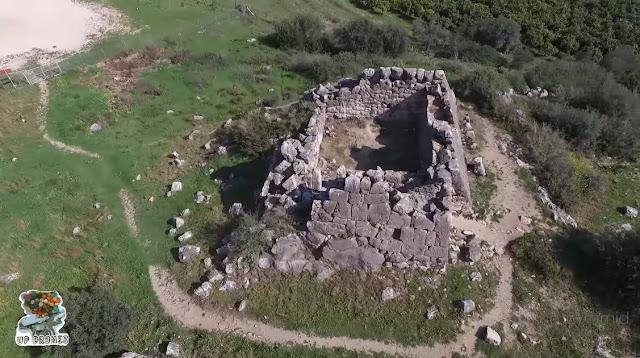H πυραμίδα του Ελληνικού στο Άργος: Για κάποιους ερευνητές είναι παλαιότερη από τις Αιγυπτιακές (drone)