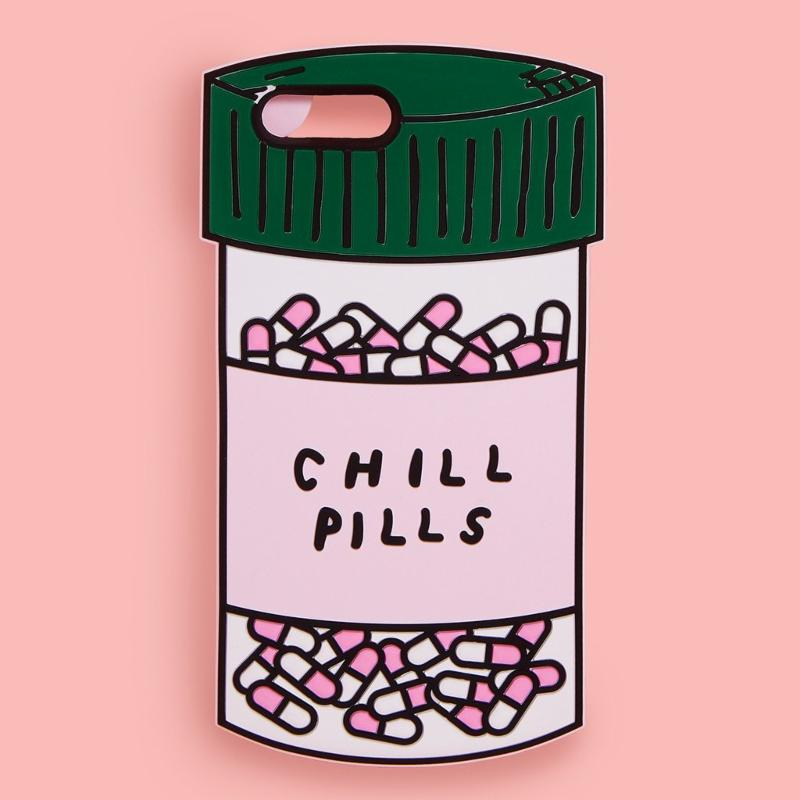 Chill Pills Fashion Accessory