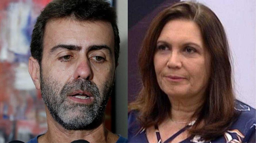 Marcelo Freixo - Bia Kicis