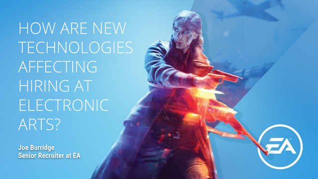 Как новые технологии влияют на процесс найма в Electronic Arts?