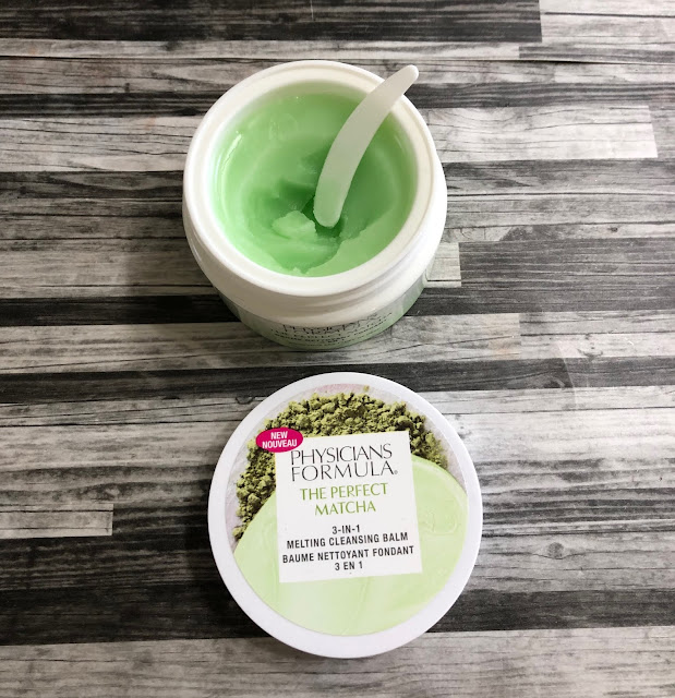Physicians Formula The Perfect Matcha 3-1 Melting Cleansing Balm