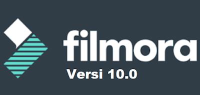 Download Aplikasi Filmora V10.0 Untuk 64bit Gratis Terbaru