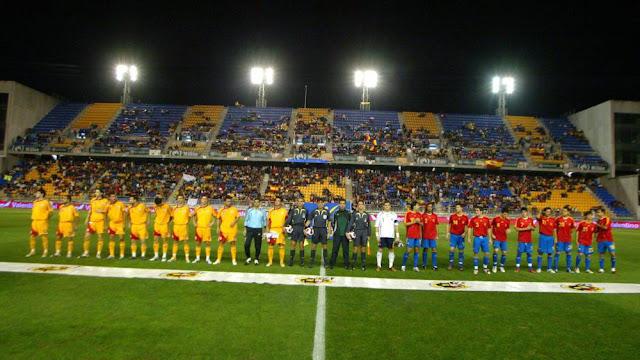 مشاهدة مباراة اسبانيا ورومانيا بث مباشر اليوم 5-9-2019 في التصفيات المؤهلة لكأس الأمم الأوروبية 2020