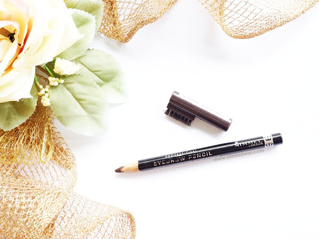 review rimmel professional eye brow pencil