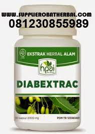diabextrac hpai herbal sinergy atasi diabetes melitus