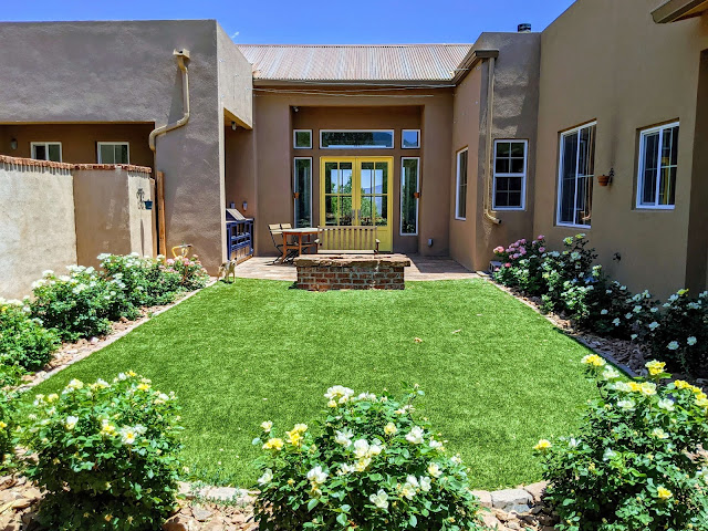 Artificial grass that looks real