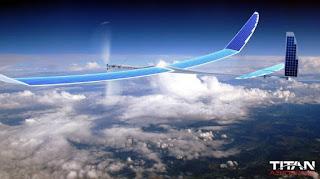 drone της εταιρίας Titan Aerospace