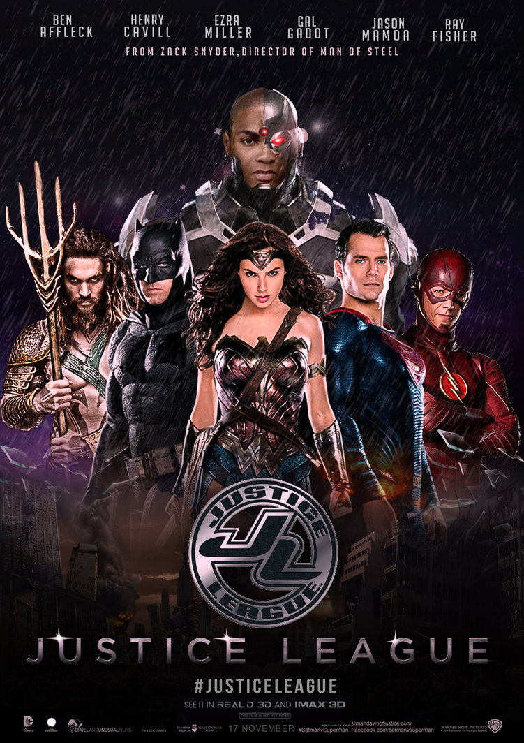 Movie Justice League (2017)