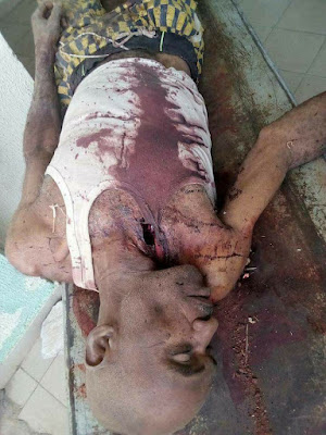 Breaking News: BLOOD BATH AGAIN ON OUR BENUE SHORES
