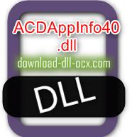 ACDAppInfo40.dll download for windows 7, 10, 8.1, xp, vista, 32bit