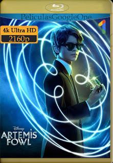 Artemis Fowl (2020) [4K-Web-Dl-HDR] [Latino-Inglés] [LaPipiotaHD]