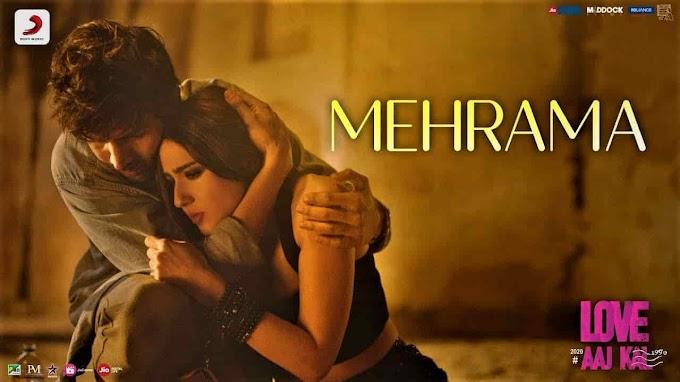 Love Aaj Kal-Mehrama Easy Guitar Chords | Darshan Raval