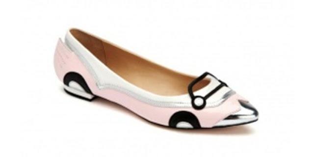 Koleksi sepatu Katy Perry 'Shannon'.
