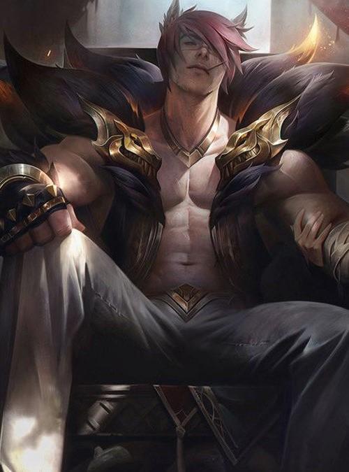 Sett là vị tướng bắt đầu đc cập nhật trong vòng League of Legends