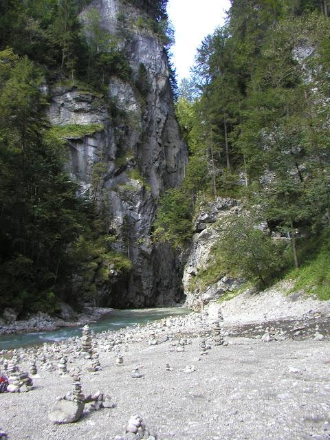 Heiratsantrag in der wildromantischen Partnachklamm in Garmisch-Partenkirchen