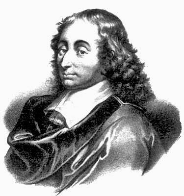 """Efemerides de Tecnologia: 19 de junio (1623) nace Blaise Pascal. Creador de  la """"Pascalina"""""""