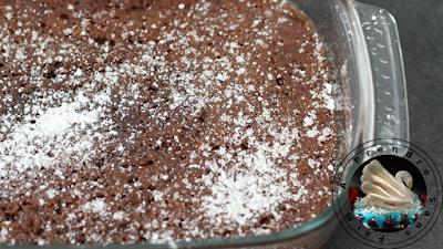 Gâteau au chocolat express au micro onde