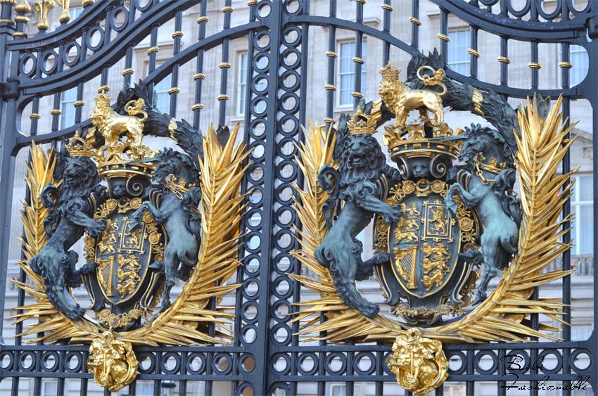Buckingham Palace Wappen