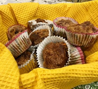 gluten free muffins @ www.realfoodblogger.com