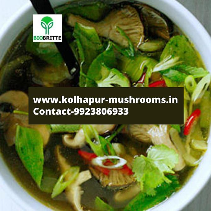 Mushroom | hot | sour | soup