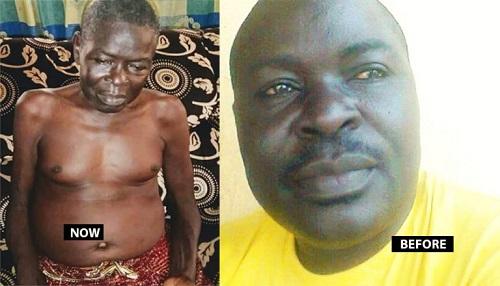 Ailing Yoruba actor, 'Ogun Majek' cries out for help