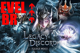 Cara Menaikkan Level Dan Br Di Legacy Of Discord